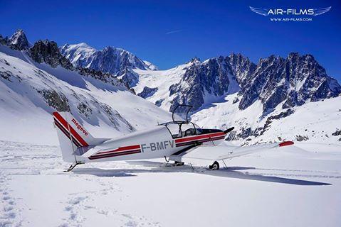 Altisurface du Glacier de TalêfreGlacier Talefre